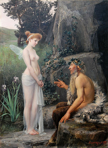 Ernst-Klimt-Pan-troestet-Psyche-1892