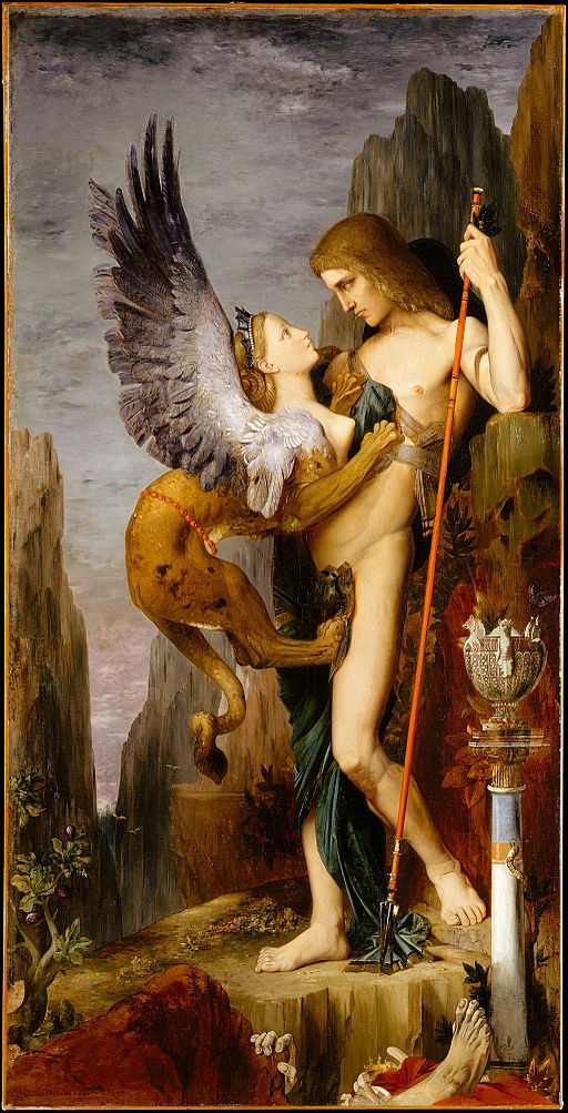 Gustave Moreau [Public domain], via Wikimedia Commons