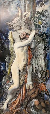 Pasiphae-Gustave-Moreau
